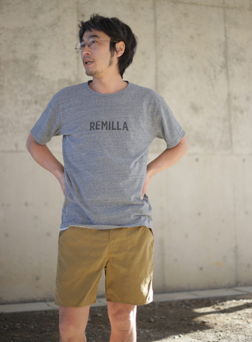 レミーラ ☆remilla Towel neck Pull sweat