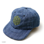 ゴーヘンプ☆GOHEMP SYMBOL OF HEMP 6PANEL CAP