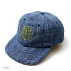 ゴーヘンプ☆GOHEMP SYMBOL OF HEMP 6PANEL CAP