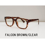 ファッティー☆PHATEE WEAR FALCON (BROWN/CLEAR)☆