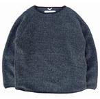 A HOPE HEMP ☆Boa Raglan Wide Pullover