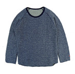 ゴーヘンプ☆GOHEMP RUFF CREW/SIRO ROVING FLEECE