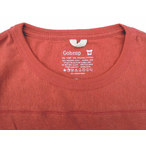 ゴーヘンプ☆GOHEMP FOOTBALL TEE