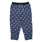 ゴーヘンプ☆GOHEMP LEAF WAVE PANTS / LEAF WAVE PRINT