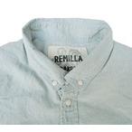 レミーラ ☆remilla (レミーラ)  シャンブレーデクトシャツ