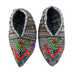 マースレー村(イラン)手編み靴下
