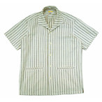 Norah☆Norah Triangle coller shirts