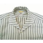 Norah☆Norah Triangle coller shirts