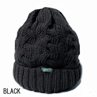 ゴーヘンプ☆GOHEMP CABLE WATCH CAP