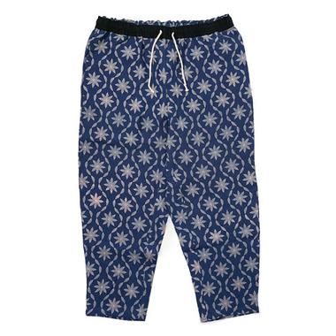 ゴーヘンプ☆GOHEMP LEAF WAVE PANTS / LEAF WAVE PRINT