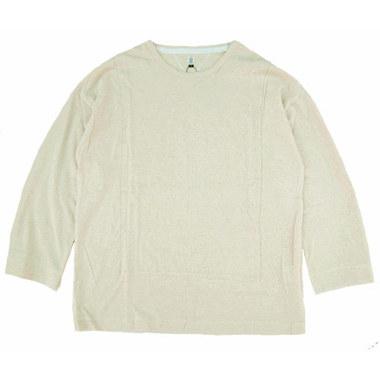 hihihi-ひひひ- ☆ひひひ(hihihi) 9分袖ポケット T-SHIRTS