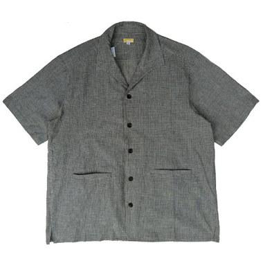 Norah☆Norah Triangle coller shirt