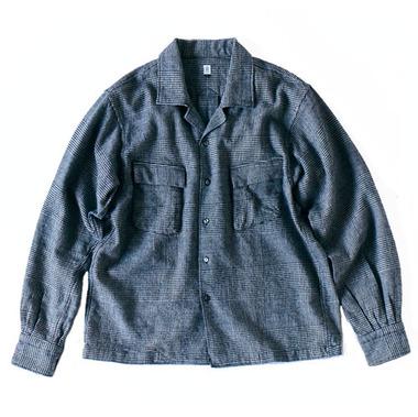 hihihi-ひひひ- ☆ひひひ(hihihi)  カイキンシャツ長袖10%