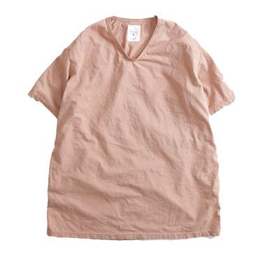レミーラ☆remilla (レミーラ) オーコットV-neck Tee