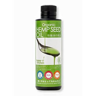 organic HEMP SEED OIL ☆有機麻の実油